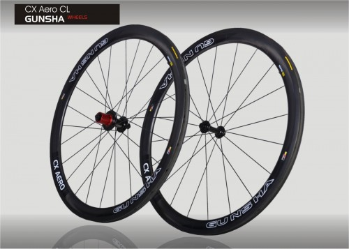 Gunsha Aero Clincher Carbon
