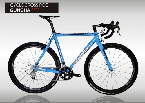Cyclocross RCC 3.0 (Version Pivot / Canti)