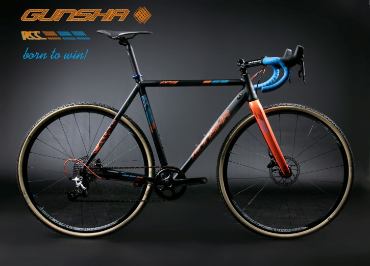 Cyclocross Race edition RCC 4.0