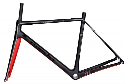 Vollcarbon Roadframeset Gunsha S-Light