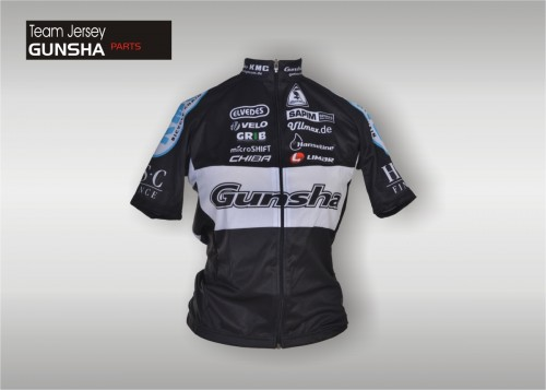 Cycling Jersey Gunsha Race